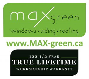 MAXgreen Windows, Siding and Roofing