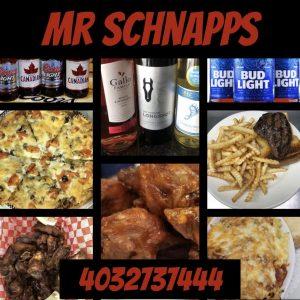 Mr. Schnapps Restaurant & Bar