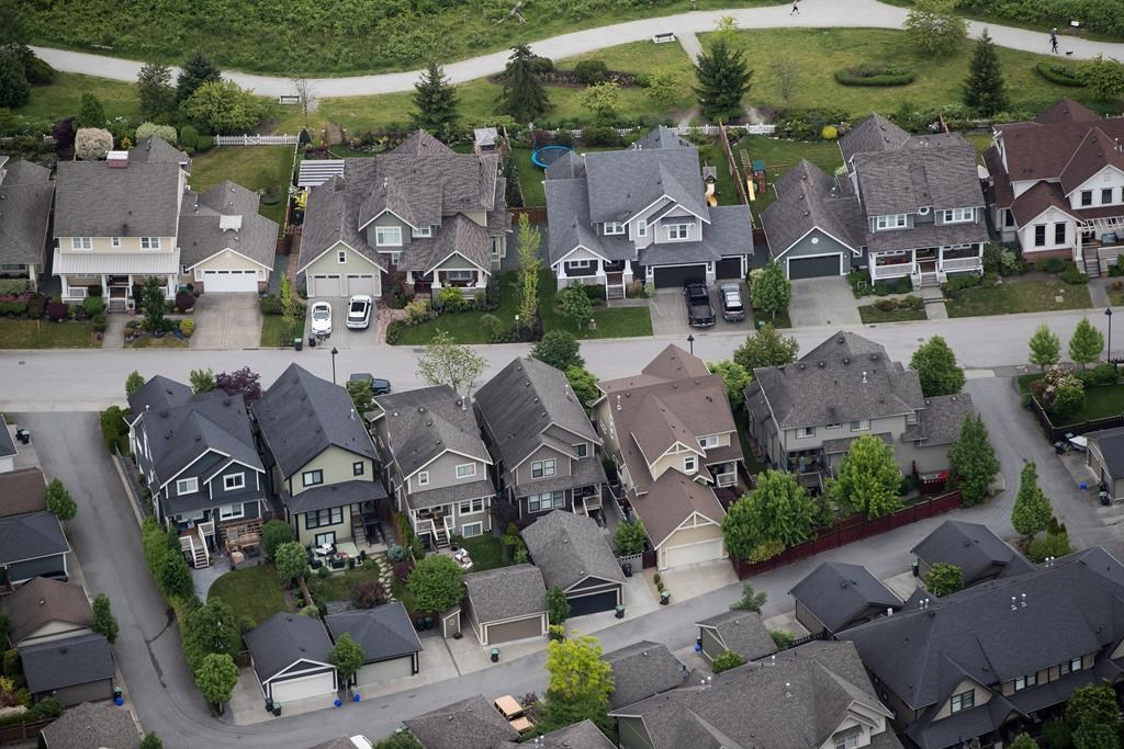 Mortgage deferrals at Canada's big banks pile up, association says