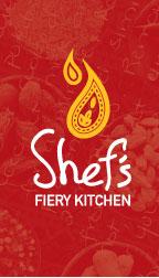 Shef's Fiery Kitchen
