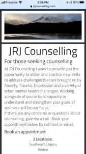 JRJ Counselling