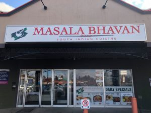 Masala Bhavan South Indian cuisine