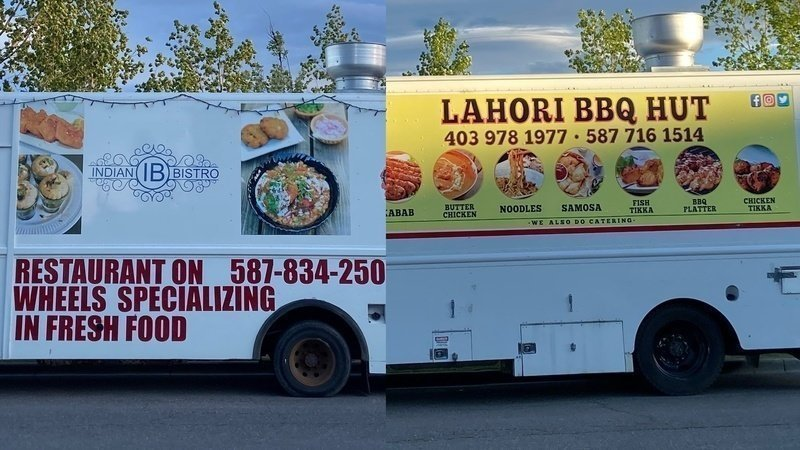 Calgary food truck owner facing complaints from neighbours