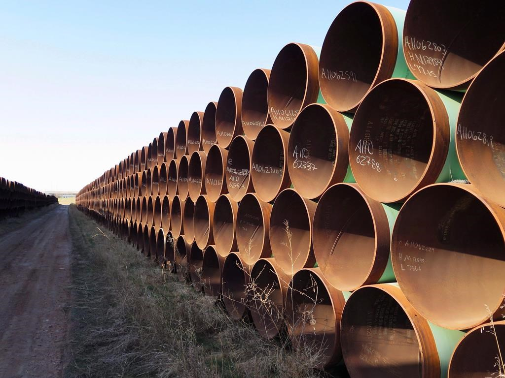 Biden May Cancel Keystone XL Pipeline on First Day in Office