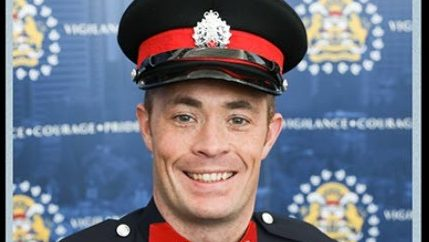 2 suspects accused in death of Calgary police officer turn themselves in
