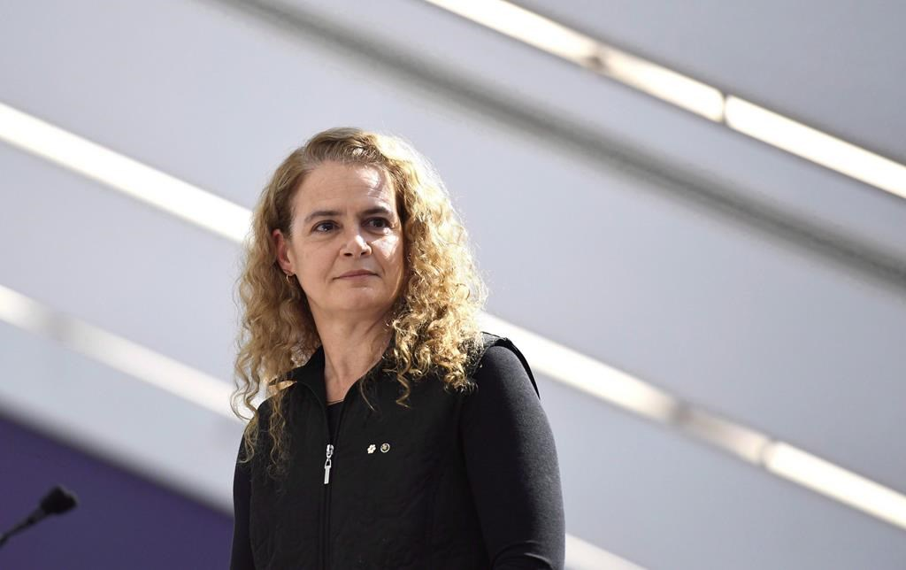 LILLEY: Governor General Julie Payette resigning over damning workplace report
