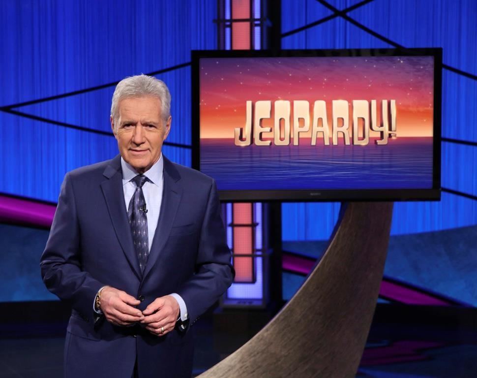 Ken Jennings opens 'Jeopardy' with emotional farewell to Alex Trebek