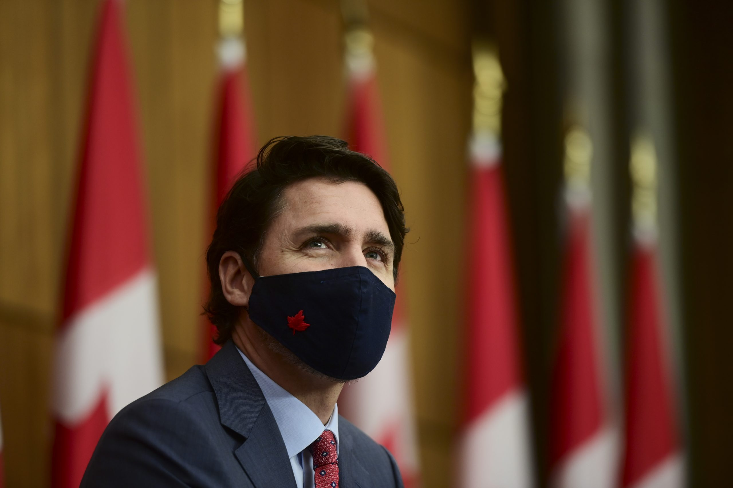 Trudeau rejects Alberta cabinet minister accusation he wants COVID health disaster
