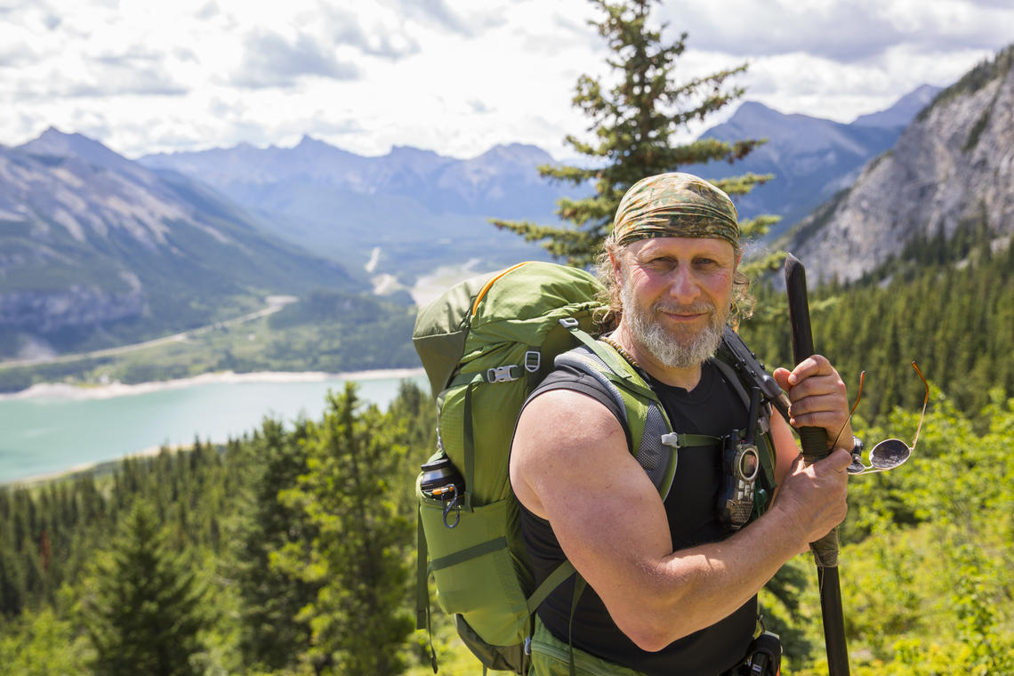 Alberta Fish and Wildlife continue search for bear suspected in death of University of Calgary professor - 660 NEWS