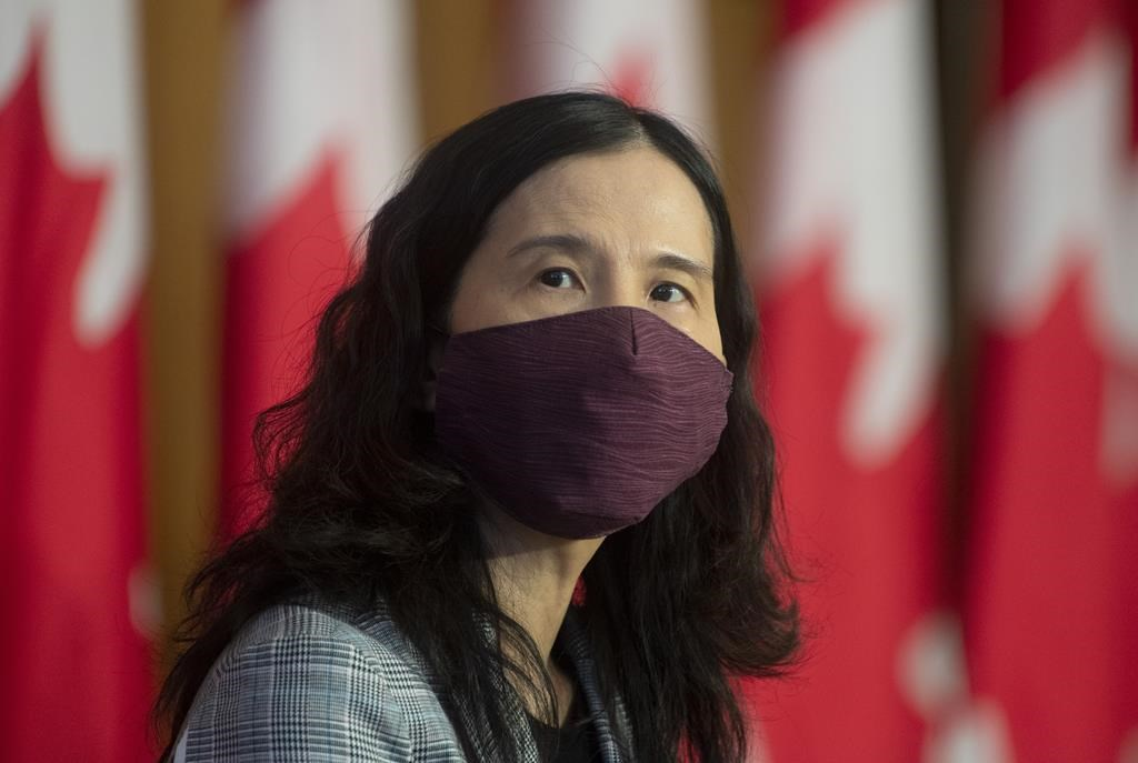 Alberta would be better off if restrictions came sooner: Tam