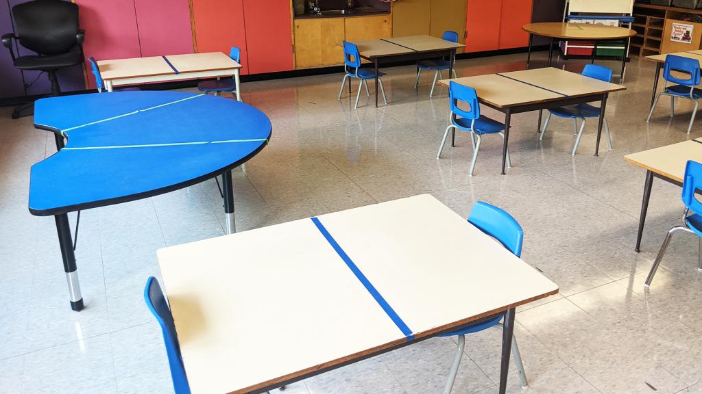 Concerns continue to mount over COVID spread in Alberta schools